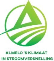 Almelo's klimaat in stroomversnelling Logo
