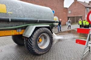 Gastles over klimaatverandering en beperken overlast extreme regen