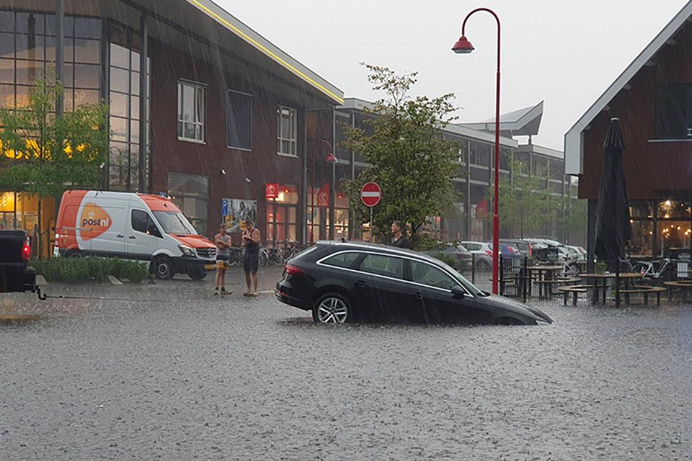 Top over aanpassingen aan nieuw klimaat waar moet Nederland zich op voorbereiden
